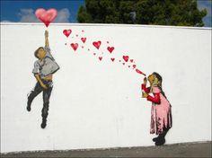 Фото: Потрясающие уличные рисунки (Фото)