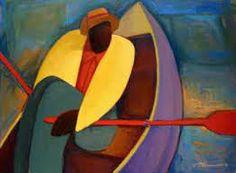 Resultado de imagem para pintura afro-brasileira