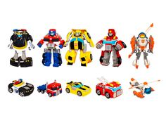 Transformers Rescue Bots Toy