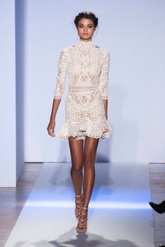 Every woman needs a lace dress