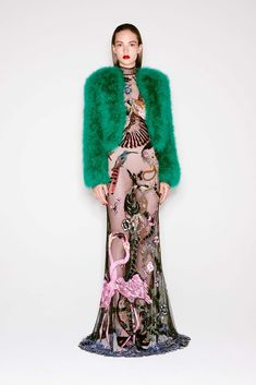 Don't miss a single showstopping look from the new Alexander McQueen collection