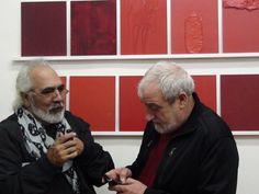 Con mi amigo Domingo DeLucia, en Napoli Italia