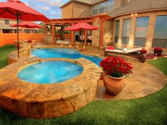 spas gallery designer pools outdoor living of austin tx