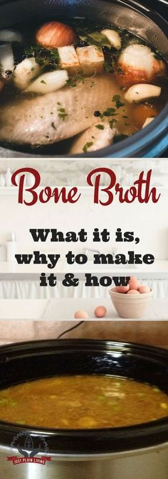 Bone broth - what it is, why make it & how - a complete guide
