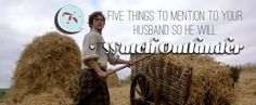 How To Get Guys to Watch Outlander on Starz - That's Normal