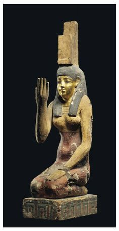 Nephthys statue Louvre - Google Search