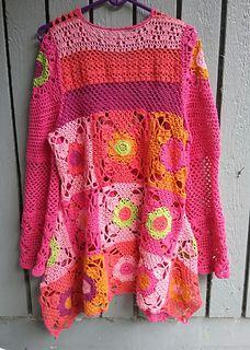 kuuku's Rustic Lace Tunic
