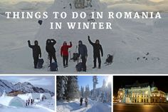 Things To Do In Romania In Winter You Need to Know When You're Going There