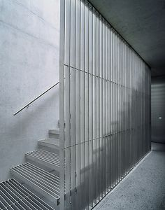 House in Forsterstrasse by Christian Kerez