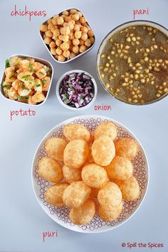 36 best pani puri images on pinterest indian food recipes indian spill the spices pani puri gol gappa puri recipesindian food forumfinder Images