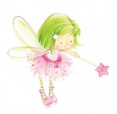 Leading Illustration & Publishing Agency based in London, New York & Marbella. Fairy Drawings, Cute Drawings, Baby Posters, Elves And Fairies, Free To Use Images, Baby Fairy, Plant Illustration, Fairy Art, Cute Wallpapers