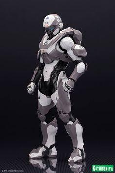 Check out this Kotobukiya 1/10th scale Halo Spartan Athlon 8 1/2 inches tall ARTFX+ Statue