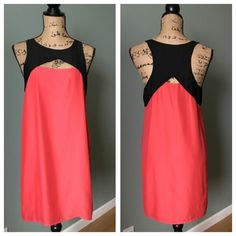 silence + noise black & pink dress! silence + noise for Urban Outfitters black & pink dress! Excellent condition. Size medium. I don't trade or do PayPal. I am open to reasonable offers. Thanks!  silence + noise Dresses