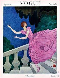 Vogue ~ July 15, 1921 (130 pieces)