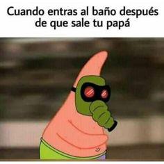 A quien no le ha pasado we 🥴 Funny Spanish Memes, Spanish Humor, Stupid Funny Memes, Funny Quotes, Bts Quotes, Funny Laugh, Funny Stuff, Hilarious, Mundo Meme