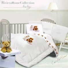 Lenzuola lettino Digit baby Friends #CarilloHome #mondobaby #baby www.carillohome.com #love #style #Idearegalo #idea #regalo