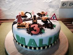 Baustellen Geburtstag