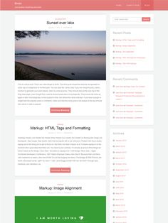 Latest — Free WordPress Themes
