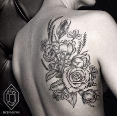 Rose tattoo *.*