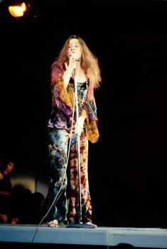 Tendencias verano 2013 Tie Dye - Janis Joplin