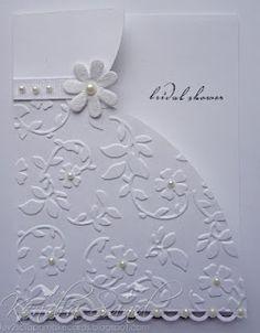 Bridal Shower Card Idea