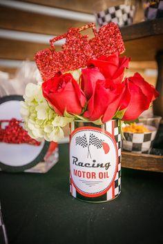 wedding ideas racing themed | Race-Car-Themed-Birthday-Party-via-Karas-Party-Ideas-KarasPartyIdeas ...