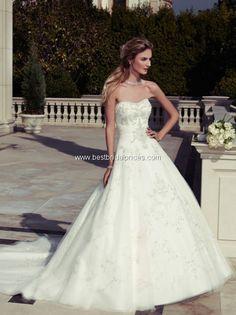 Casablanca Wedding Dresses - Style 2098