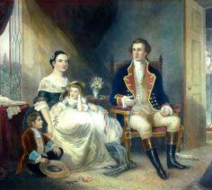 george washington courtship | GW Courtship | George Washington's Mount Vernon