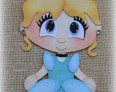 Disney Tinker Bell Fairies Premade Scrapbooking by MyCraftopia