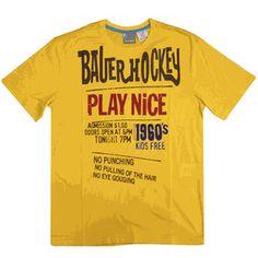 Awesome boys hockey shirt. Hockey Shirts 4daadafef