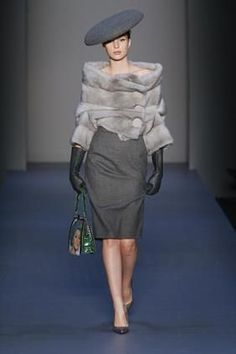 elegant outfit by Vassilis Zoulias