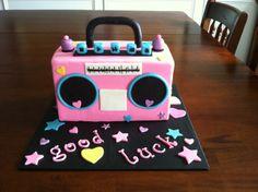 Hip Hop Cake