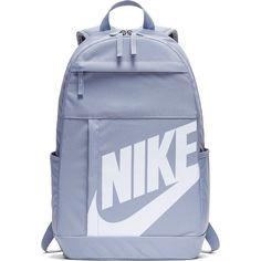 Nike Sportswear Elemental Backpack Stellar Indigo/White NEW Cool Backpacks, College Backpacks, Backpacks For High School, Nike Backpacks, College Bags, Stylish Backpacks, Leather Backpacks, Leather Bags, Cute Backpacks For Highschool