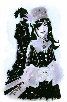 Death the best character in Sandman ;)