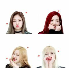 Happy Valentine's Day from Black pink
