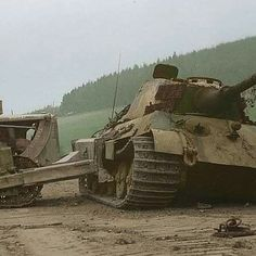 Tiger Ii, Tiger Tank, Military Armor, Ww2 Tanks, Panzer, World War Two, Military Vehicles, Wwii, Beast