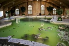 Mike Tyson''s Abandoned Mansion (54 pics)