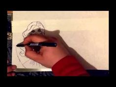 How to draw Barbie Girl? - Barbie Drawing