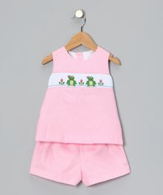 OMG! Too cute! I'm torn between this one and the dress....