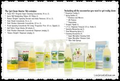 Shaklee Get Clean - save money by going green!