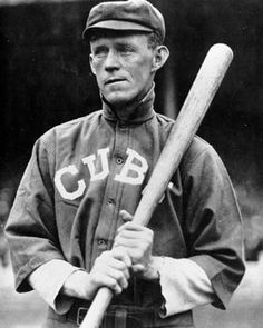 """John Evers / Evers retired in 1918, having batted .300 or higher twice in his career, stolen 324 bases and scored 919 runs. He frequently argued with umpires and received numerous suspensions during his career which earned him the nickname """"The Human Crab"""". Evers served as the pivot man in the """"Tinker-to-Evers-to-Chance"""" double-play combination, which inspired the classic baseball poem """"Baseball's Sad Lexicon"""".   3 World Series titles and was MVP in 1914."""