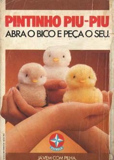 Pintinho Piu-Piu Estrela(1989)