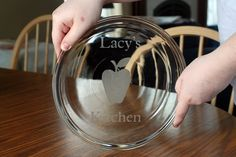 Glass Etching with a Cricut Expressions Craft Cutter