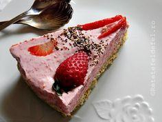 073 Cheesecake, Deserts, Strawberry, Food, Cheese Cakes, Desserts, Dessert, Strawberry Fruit, Meals