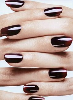 I love this red-wine color...but best to wait on it until this Fall :)