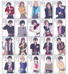 Kamen Rider Ex Aid, Kamen Rider Decade, Kamen Rider Zi O, Kamen Rider Series, One Punch Man Heroes, Iron Man Wallpaper, Comic Games, Shows, Anime Comics
