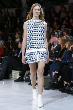 Courrèges Ready To Wear Spring Summer 2016 Paris - NOWFASHION