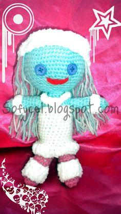 Patron Amigurumi Monster High : 1000+ images about Monster High crochet on Pinterest ...