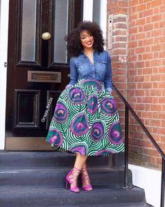 African Skirts | African Dresses | Grass Fields Fashion – Grass-Fields