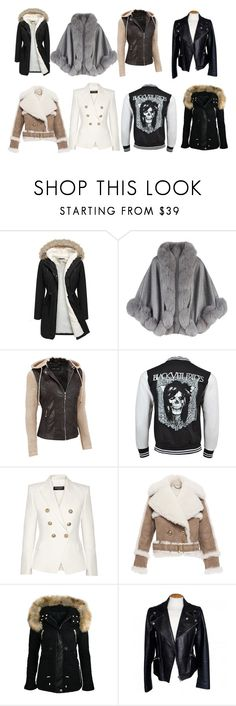"""""""collection By: Susan W."""" by susan-wilson-watkins on Polyvore featuring Harrods, Black Rivet, Balmain, Burberry, Alexander McQueen and plus size clothing"""